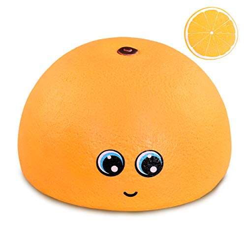 Orange Relish - Blazin' Toys Giant Squishies Slow Rising 10