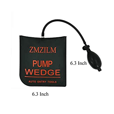 ZMZILM Full Professional Car Kit Long Reach Grabber Air Wedge Pump Professional Leveling Kit & Alignment Tool Inflatable Shim Bag Auto Emergency Toolset: Automotive