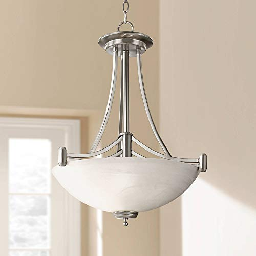 - Kathy Ireland 4-Light Deco Scale Pendant Chandelier