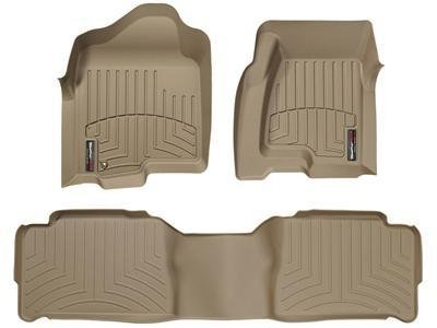 Weathertech 454561-452292 DigitalFit Front & Rear Floor Liner