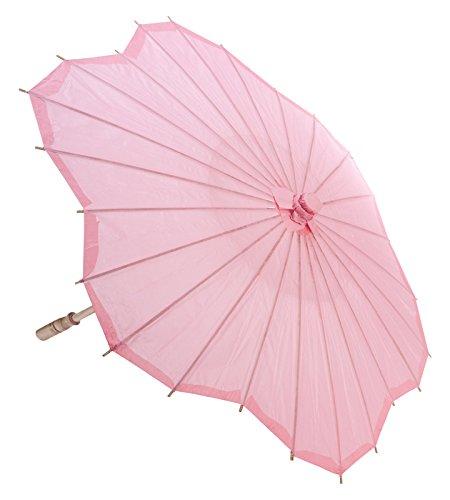 Quasimoon Parasol Umbrella Scallop PaperLanternStore