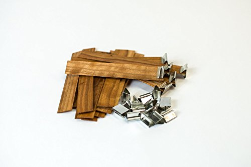 Pack Wooden Wicks Tabs SMALL product image