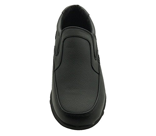 Fante Da Uomo F41245 In Stile Faranzi Nero Comfort Professionale
