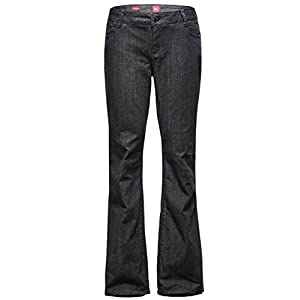 Zity Women's Relaxed Fit Straight-leg Jeans