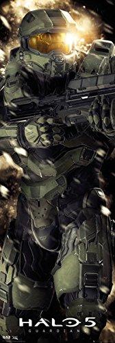 Halo 5: Guardians - Gaming Door Door Poster / Print Masterchief