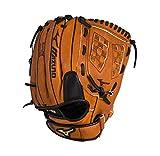 Mizuno Prospect Baseball Glove, Peanut, Youth/Kids, 11.5