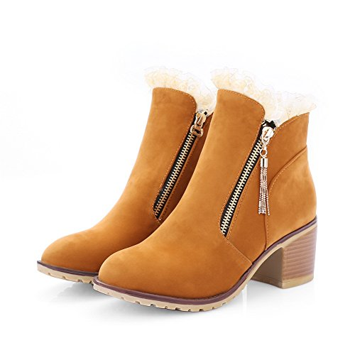 1to9 Woman 1to9 Brown Snow Boots Brown 8tSWw