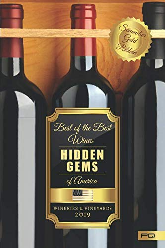 Hidden Gems of America: Wineries & Vineyards 2019 by Parentesi Quadra