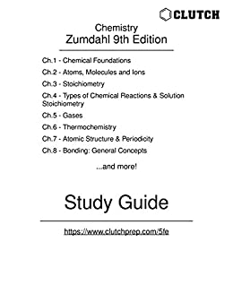 Study guide for chemistry 9th edition by zumdahl jules bruno study guide for chemistry 9th edition by zumdahl by bruno jules fandeluxe Images