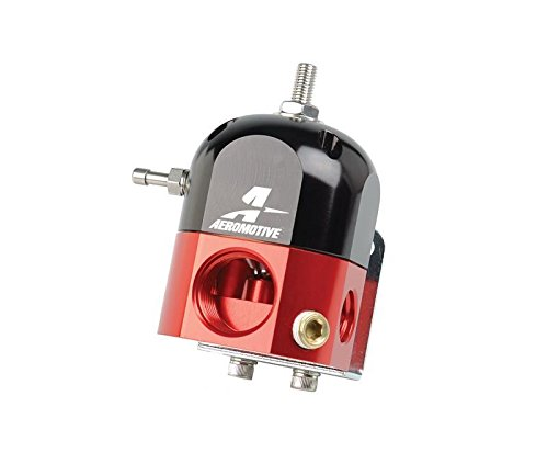 - Aeromotive 13204 A1000 Carbureted Bypass Regulator-2-Port