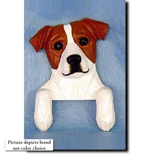 Michael Park TRI Parson Russell Terrier Door Topper