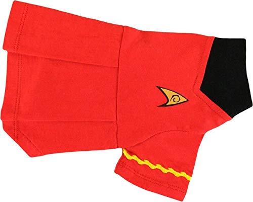Picture of The Coop Star Trek Uhura Uniform Dog Skirt, Small
