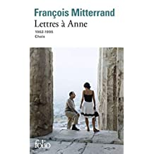 LETTRES À ANNE 1962-1995