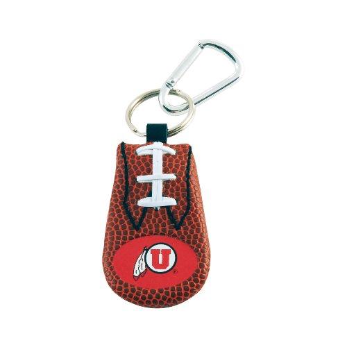 GameWear Utah Utes Classic Football Keychain