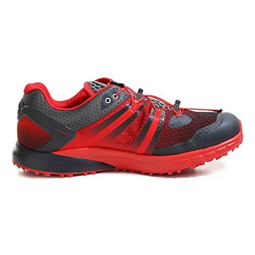 Mammut MTR 201-LL LOW trail Zapatillas Deportivas para Running Hombres Graphite