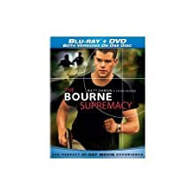 The Bourne Supremacy [Blu-ray] (2004)