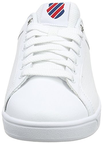 Swiss Blue Clean Court CMF Men's Pepper Chili White Majolica K gCqd4Pwgx