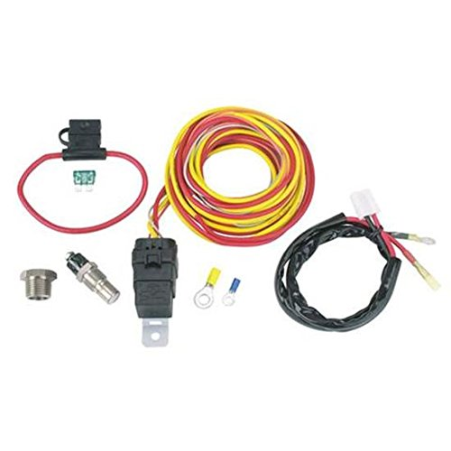 Spal 185FH Thermo-Switch Relay and Harness