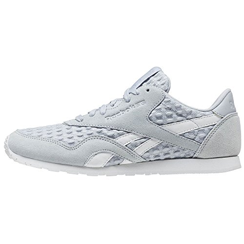 Reebok Femme Chaussures / Baskets CL Nylon Slim Architect Gris S4a78Sk