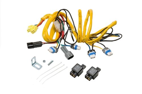 Putco 239006HW Premium Automotive Lighting 9006 100W Heavy Duty Wiring Harness and ()