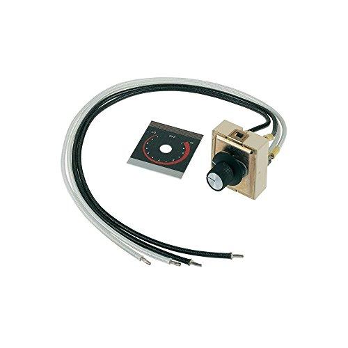 Hatco 240V Infinite Switch w/ Knob for Glo-Ray Food - Switch Knob Infinite