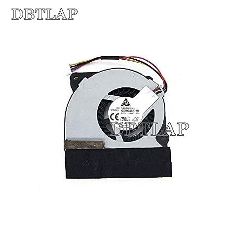 DBTLAP Ventilador de la CPU del Ordenador Portátil para ASUS EEE PC 1201N 1201P 1201PN UL20A UL20ft KSB0405HB-9E2Q CPU Ventilador: Amazon.es: Electrónica