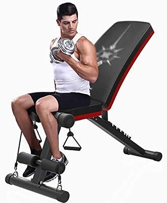 ejercicios de abdomen en gimnasio