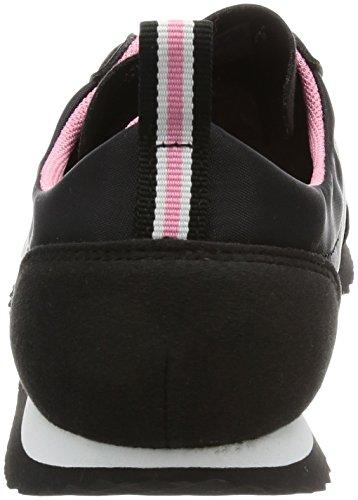 adidas VS JOG W - Zapatillas deportivas para Mujer, Negro - (NEGBAS/FTWBLA/ROSSEN) 39 1/3 Negro