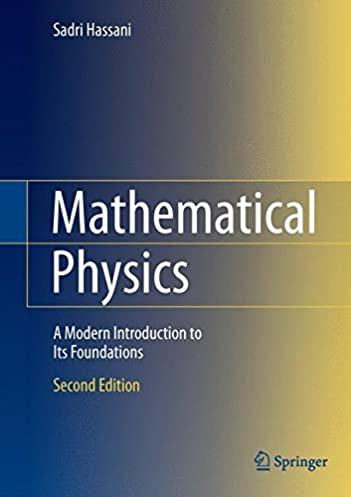 amazon com mathematical physics a modern introduction to its rh amazon com