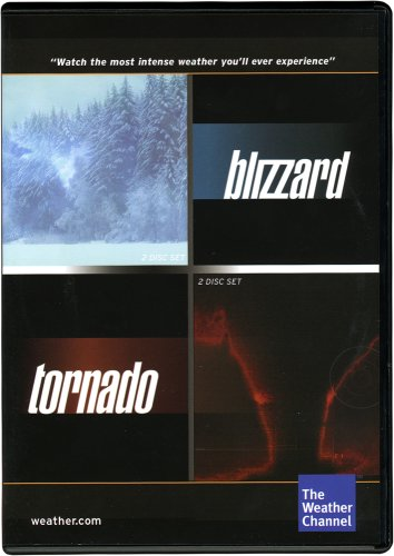 La Crosse Technology Weather Channel Blizzard/Tornado DVD 2 Disc Set