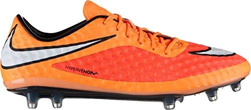 Nike HYPERVENOM Phantom FG Herren Fußballschuhe HYPR CRMSN/WHITE-ATMC ORNG-BLK