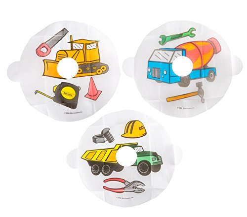 Mom Invented Tinkle Targets Construction product image