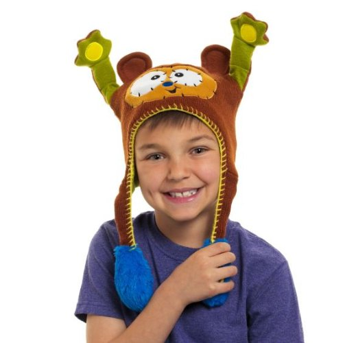 FLIPEEZ HAT-MONKEY by Idea - Most Common Hat Size