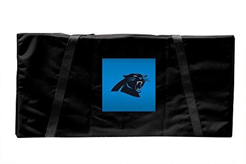 Victory Tailgate Carolina Panthers NFL Football Regulation Cornhole Carrying Case