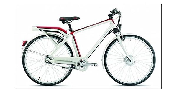 Bicicleta Electrica Ducati City Pearl Uomo - Shimano Nexus 7 Sp - Bateria Litio 36V, 9Ah Panasonic, 40 Celdas - Motor 250W Brushless - Ruedas 28\