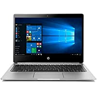 HP EliteBook Folio G1 Signature Edition - 12.5 FHD Touchscreen Laptop - 8 GB RAM, 512 GB SSD, Intel Core m5-6Y54 Processor 1.10 GHz / 2.70GHz Turbo (V8G95UT#ABA) - Silver
