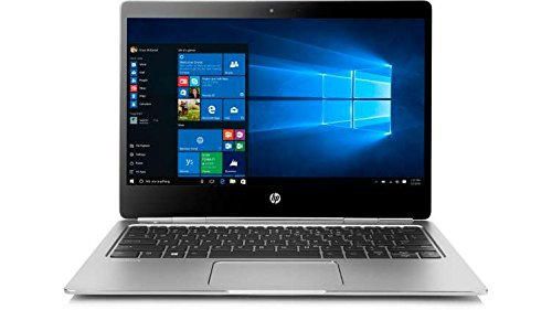 "Price comparison product image HP EliteBook Folio G1 Signature Edition - 12.5"" FHD Touchscreen Laptop - 8 GB RAM, 512 GB SSD, Intel Core m5-6Y54 Processor 1.10 GHz / 2.70GHz Turbo (V8G95UT#ABA) - Silver"