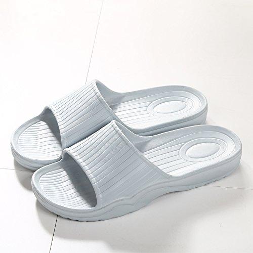 pantofole donna estate Minimalista grigio una piscina Il chiaro4 coppie home bagno freddo Il slip con pantofole soggiorno giapponese pantofole DogHaccd bagno wFnT4qwI