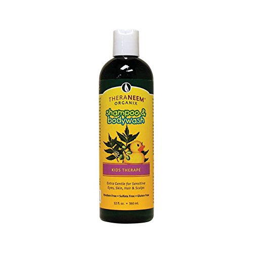 Kids Therape Shampoo Organix South 12 oz Liquid