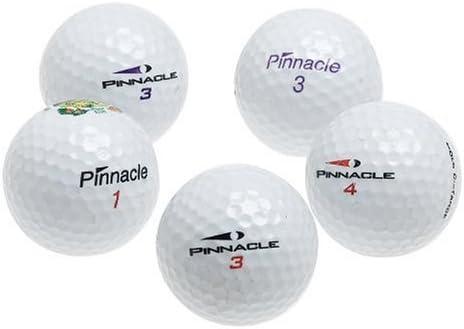 Pinnacle 48 Recycled Golf Balls in Mesh Bag