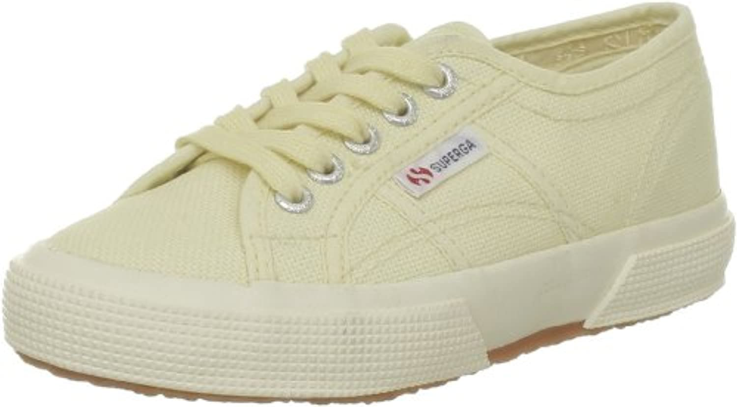 Superga 2750 Jcot Classic, Unisex Kids' Low-Top Sneakers, Pink (Dusty Rose), 1 Child UK (33 EU)