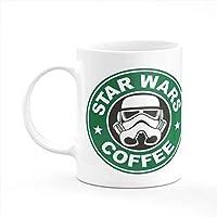 Star Wars Coffee Baskılı Kupa Bardak