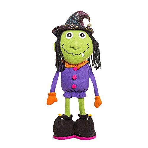 HomeMals Unisex Christmas Halloween Witch Party Reversible Hooded