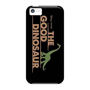 Durable Hard Phone Case For Iphone 5c With Provide Private Custom Stylish The Good Dinosaur Pictures JamesKrisky