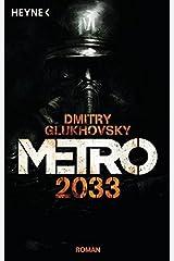 Metro 2033 Paperback