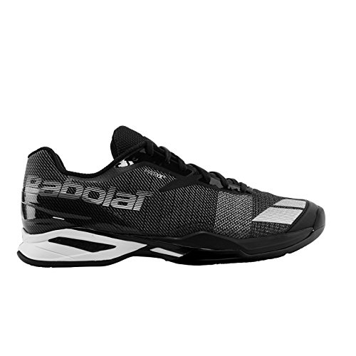 Babolat Jet Clay Men's Tennis Shoes Black/White (10.0)