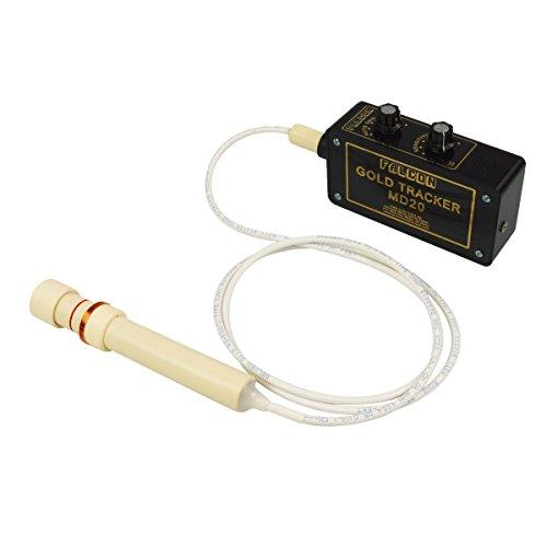 Falcon MD20 Gold Tracker Metal Detector 3-Piece Extension Handle w//Foam Grip