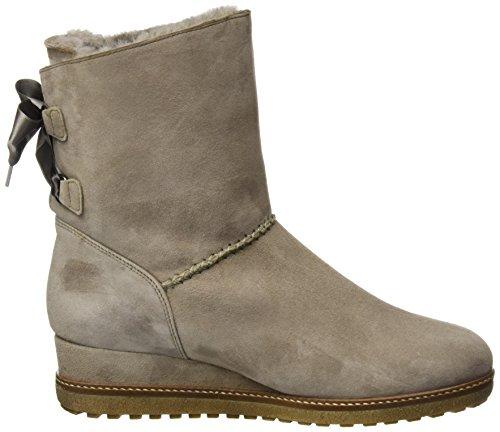 Gabor Shoes Jollys, Botas Efecto Arrugado para Mujer Gris (kiesel 12)