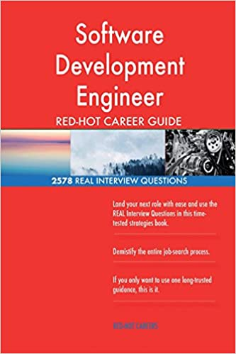 Software Development Engineer RED-HOT Career