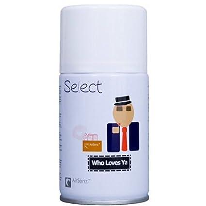 3 x talco AirSenz 270 ml - fragancia Restickable - para ambientador dispensador